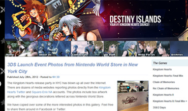 Destiny Islands featured image
